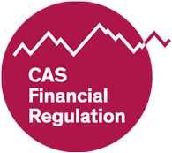 CAS financial regulation